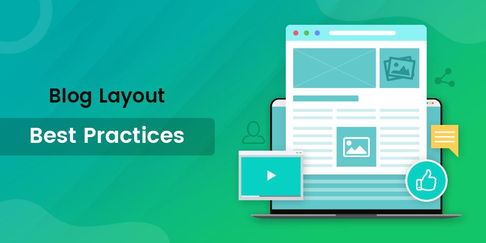 Best Practices Für Das Blog-Layout Im Jahr 2020